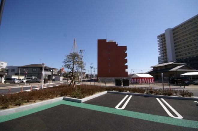 駅前マンション2